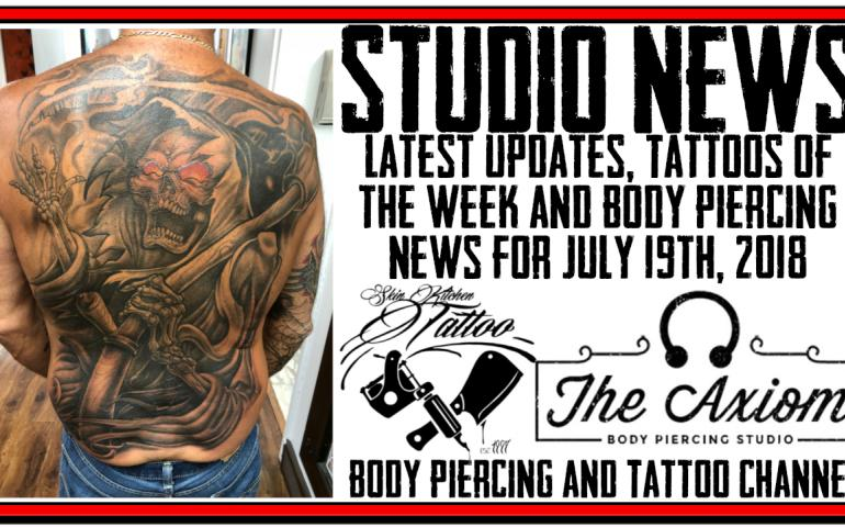 Studio Update July 19, 2018