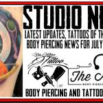 Studio Update for July 12th, 2018